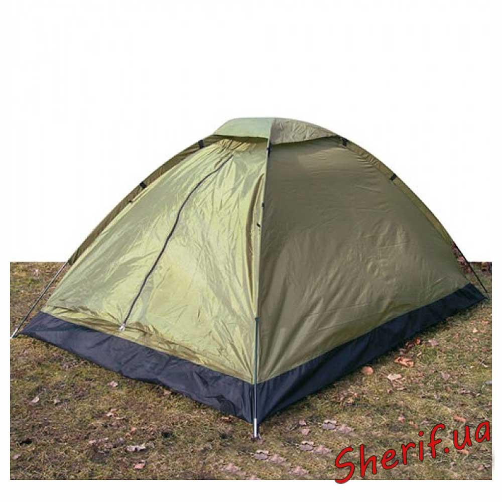 Палатка  3-местная IGLU Standart Olive, MIL-TEC 14215001 - Военторг Шериф в Днепре
