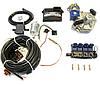 Комплект STAG-4 Q-BOX BASIC, ред. Tomasetto Alaska 120 л.с, форс. Valtek тип 32, фильтр 1-1