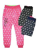 Спортивные штаны на девочек 134/ 164 см