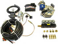 Комплект STAG-4 Q-BOX BASIC, ред. Tomasetto Alaska 120л.з, форс. Valtek 2 Ома, фільтр 1-1, штуцера
