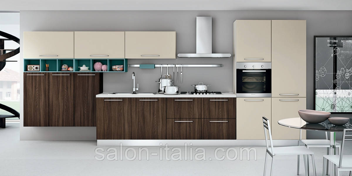 Кухня BRIT від CREO cucine (Італія)