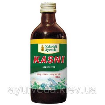 Кашни, сироп от кашля, Kasni сироп (200ml)
