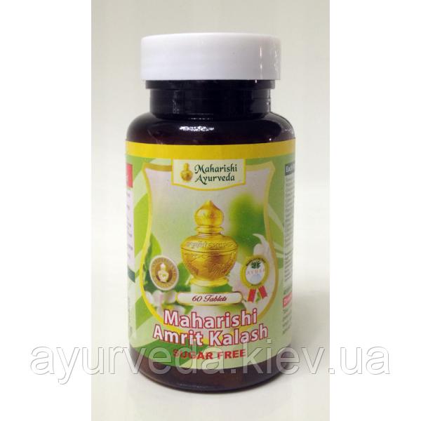 Махариш Амрит Калаш таблетки без сахара MAK-4 (60tab)