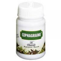 Сефагрэин, Сефагреин - головные боли, бессонница, переутомление, плохое кровоснабжение мозга Cephagraine