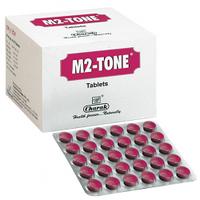 М2-тон, М2-тоне - при дисфункциональных маточных кровотечениях и бесплодии M2-TONE (30tab)