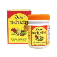 Мадхувани  – эффективное средство от кашля на медовой основе, Madhuvani (150gm.)