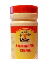 Шатаварьяди - лечения импотенции, простатитов, мужского бесплодия, после болезней, Shatavaryadi churna, фото 1