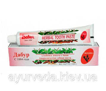 Зубная паста Базилик (100gm)