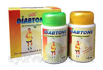 Диабтон плюс Diabtone плюс - комплекс для инсулино-зависимых (120tab)
