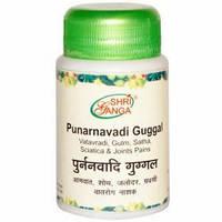 Пунарнавади гугул -  для лечения и профилактики мочеполовой системы, Punarnavadi Guggal (50gm)