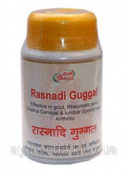 Раснади гугул- остеоартриты, ревматоидные артриты, ревматизм, подагра, люмбаго, невралгия, шейный спондилез
