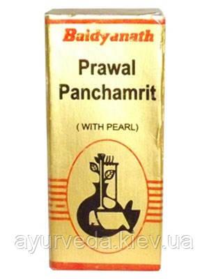 Правала панчамрита, Pravala panchamrita (25tab)