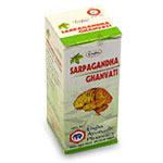 Сарпагандха, Сарпаганда Sarpagandha Ghan Vati для снижении кровяного давления (40tab)