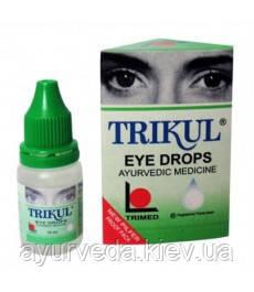 Трикул, Trikul, (10ml) - капли для глаз