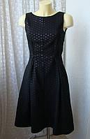 Платье шикарное черное Closet р.42 7020