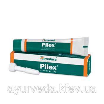 Пилекс, Пайлекс, геморой, варикозное расширение вен, трещины заднего прохода, воспаление прямой Pilex (30gm)