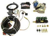 Комплект STAG-4 Q-BOX BASIC, ред. Tomasetto Artic, форс. Valtek 3 Ома, фильтр 1-1, штуцера
