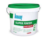 Шпаклевка финишная готовая Шетрок KNAUF Superfinish 25кг