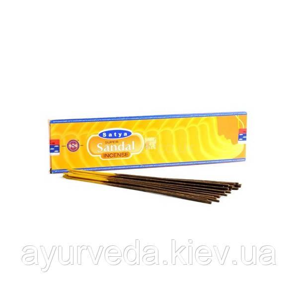 Сатья, Сандал, Satya Sandal (20gm)
