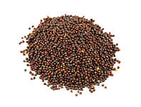 Mustard seeds, чёрная горчица, (100gm)