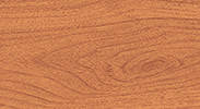 242 Вишня дикая - плинтус напольный с кабель каналом 55 мм коллекции Комфорт Идеал