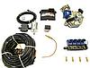 Комплект STAG-4 Q-BOX PLUS, ред. Gurtner Basic 245 л.с., форс. Hana Single, расп, штуцера, ф1-1, ГК