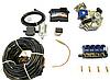 Комплект STAG-4 Q-BOX PLUS, ред. Tomasetto Alaska 120 л.с., ДТР, форс. Valtek тип 32, ф. 1-1