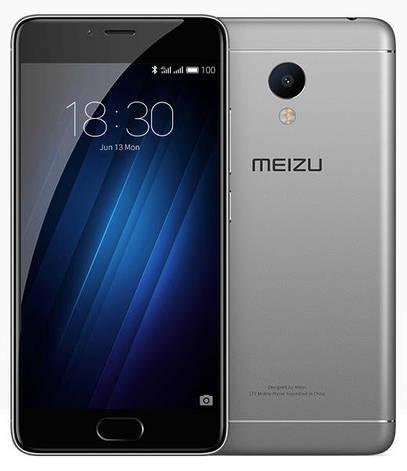 Смартфон Meizu M3S (3Gb+32Gb) Grey Гарантия 1 Год!, фото 2