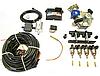 Комплект STAG-4 Q-BOX PLUS, ред. Tomasetto Alaska, форс.Hana Rail красные, МН, фильтр 1-1