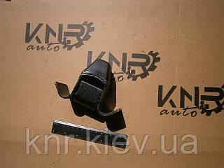 Подушка передней рессоры (под стремянки) JAC 1020 (Джак)
