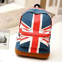 "Школьный рюкзак ""Флаг"", 2 цвета"