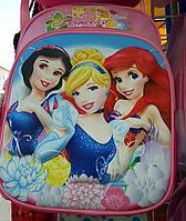 """Школьный рюкзак """"Принцессы"""""""