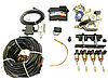 Комплект STAG-4 Q-BOX PLUS, ред. Tomasetto Artic, форс.Hana Rail красные, МН, фильтр 1-1