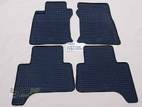 Резиновые ковры в салон Lexus GX 470 02-/09- (CLASIC) кт-4 шт.