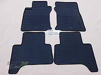 Резиновые ковры в салон Toyota Land Cruiser Prado 150 09- (CLASIC) кт-4 шт.