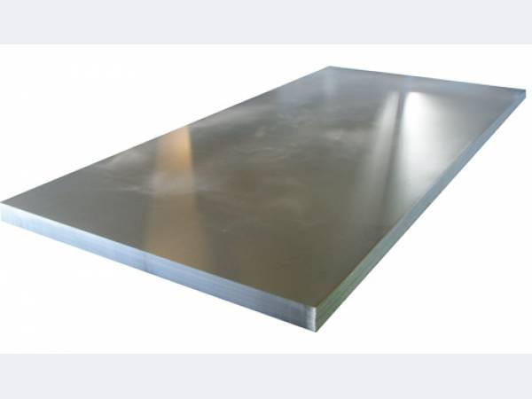 Оцинкованный лист 0.70 х 1250 х 2500 мм.