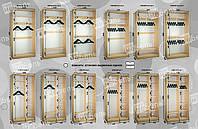 Варианты наполнения шкаф-купе 1200