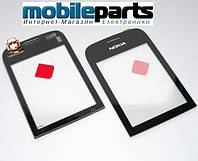 Оригинальный Сенсор (Тачскрин) для Nokia Asha 202 | 203 (Черный)