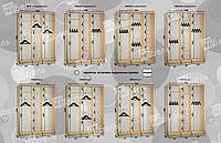 Варианты наполнения шкаф-купе 1800-1900