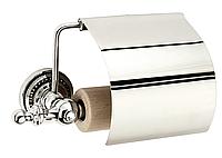 Держатель для туалетной бумаги KUGU Eldorado 811C Chrome