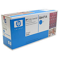 Картридж HP Q6471A Cyan