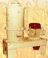 Установка шелушильно-шлефовальна Р6-МШ