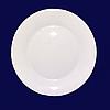 Тарелка белая 7,5 Хорека 19см. Набор 12 шт