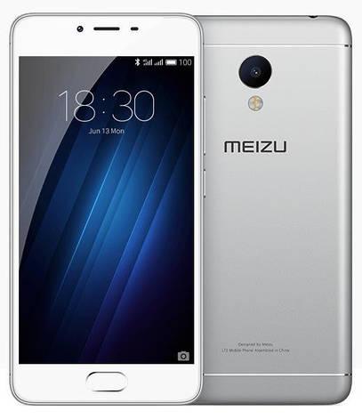 Смартфон Meizu M3S (3Gb+32Gb) Silver Гарантия 1 Год!, фото 2