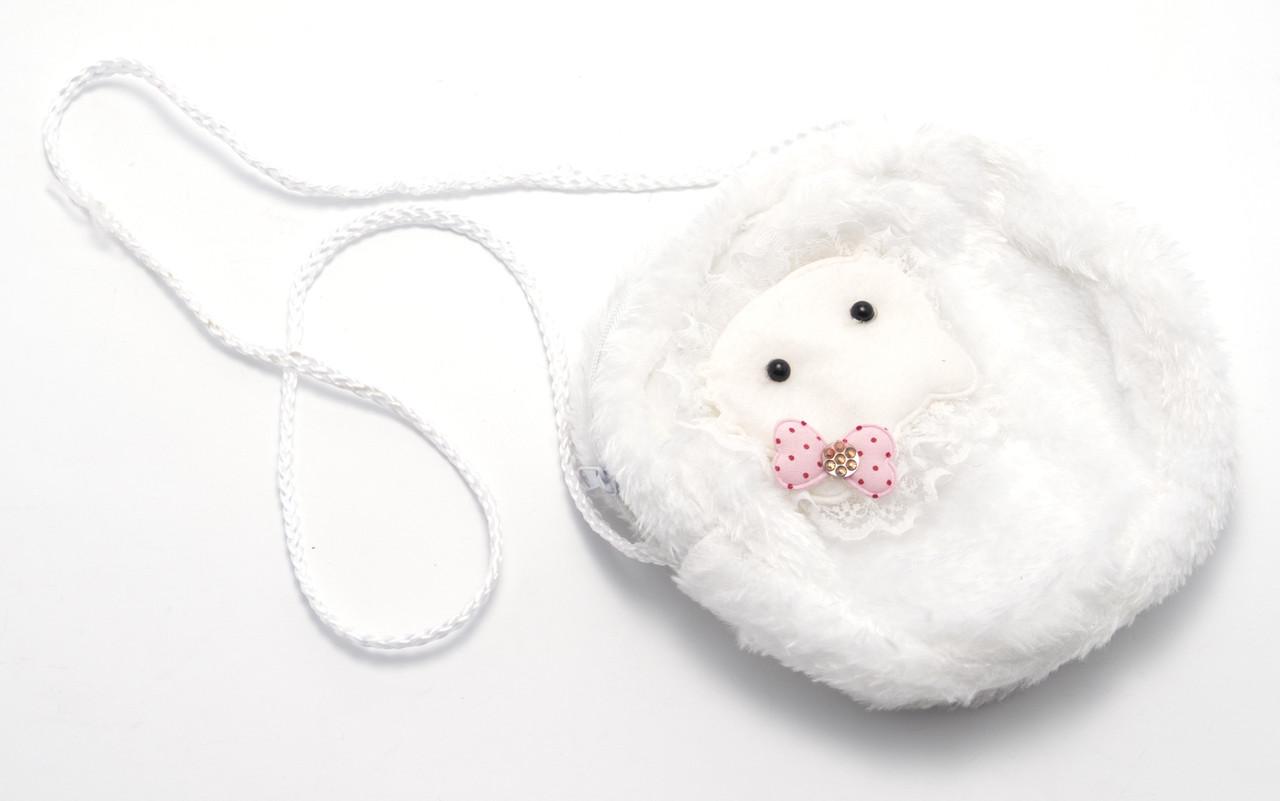 Милая детская мягкая сумочка Б/Н art. 426