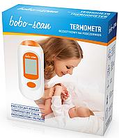Термометр бесконтактный BOBO-SCAN для тела ( 32- 42 ℃), предметов (0 -  60℃), Польша, фото 1
