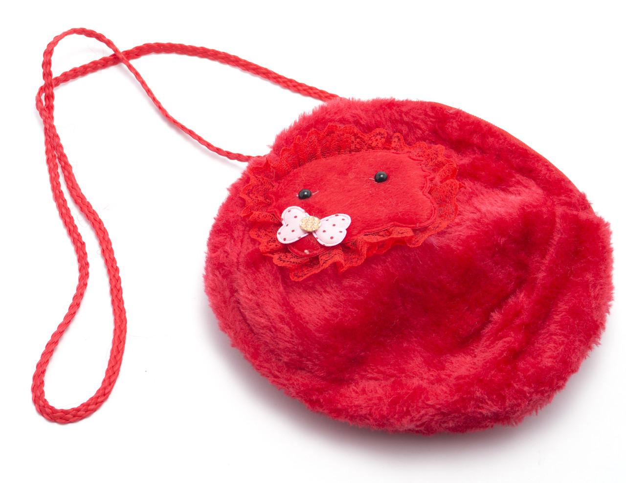 Красивая детская мягкая сумочка Б/Н art. 426