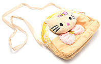 Желтая легкая детская сумка Б/Н art. 232, фото 1