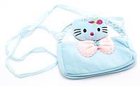 Голубая легкая детская сумка Б/Н art. 232