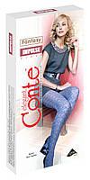 Колготки хлопковые Conte Fantasy Impulse Jeans, 2 р.